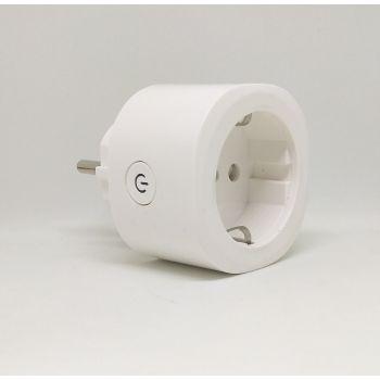 Wi-Fi Smart розетка с функцией контроля электропотребления SO08WP