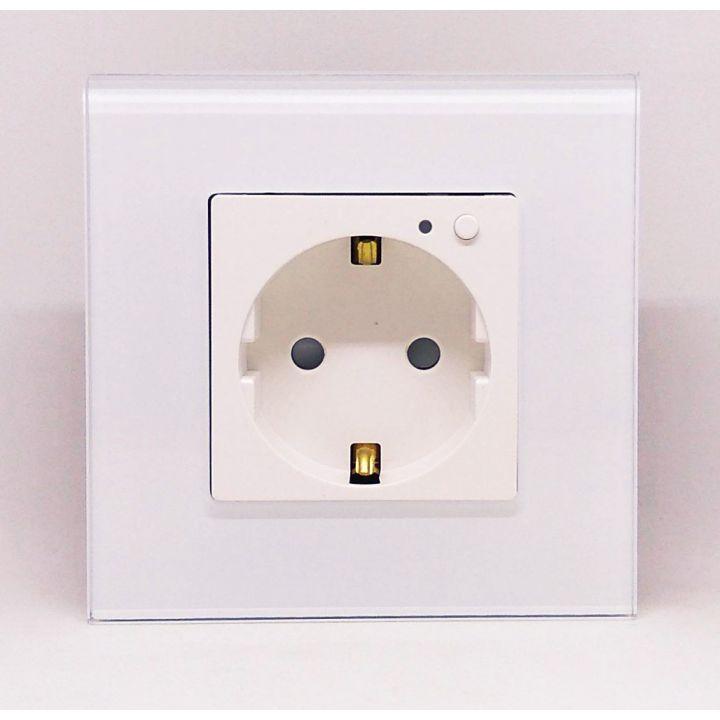 WI-FI smart розетка настенная STL V1-JV01